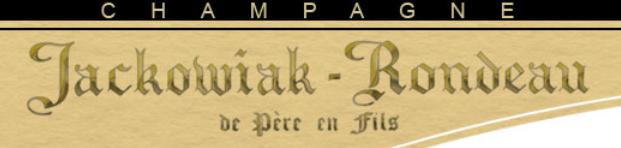 Champagne Jackowiak-Rondeau